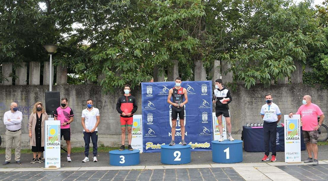 Campionato Xunta de Galicia Tríatlon SuperSprint Concello de Naron