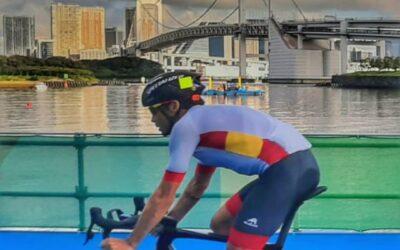 Tríatlon Olímpico e Gómez Noya