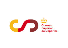Logo Consejo superior de deportes para fegatri
