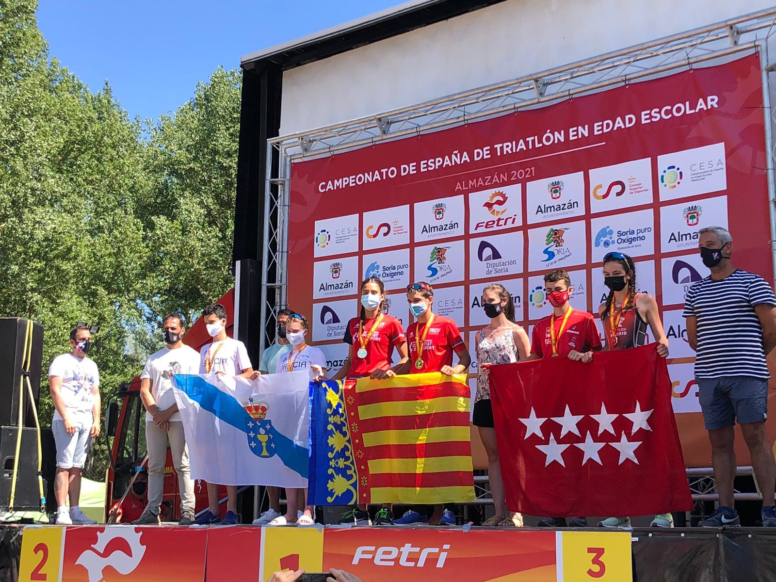seleccion galega de triatlon