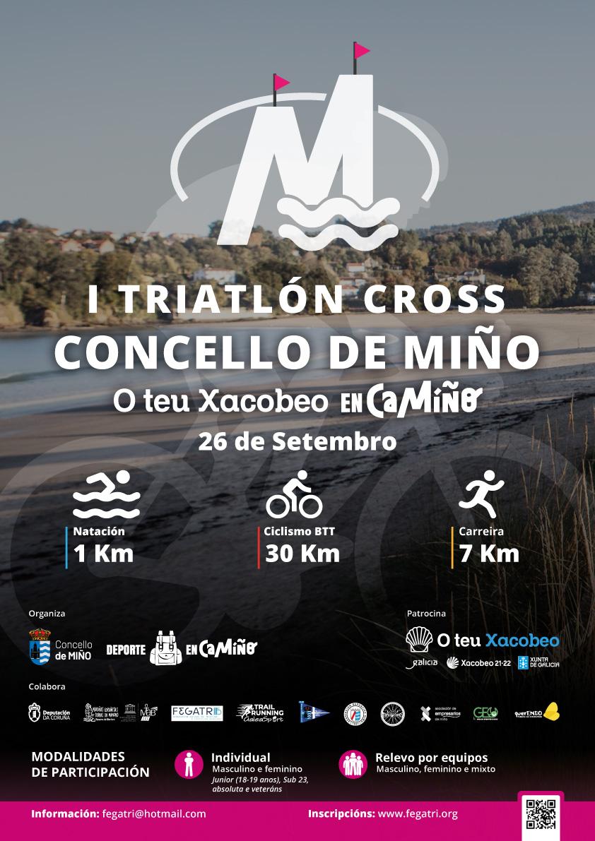 triatlon cros concello de miño