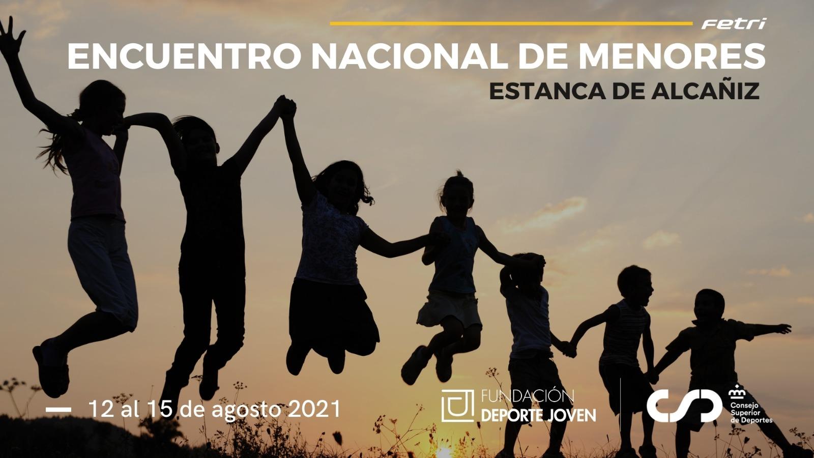 encontro nacional de menores de triatlon