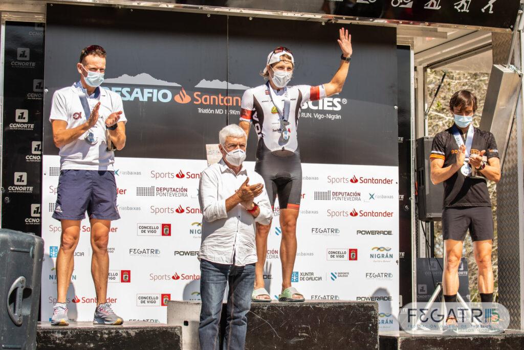 categoria masculina desafio islas cies campionato galego de media distancia